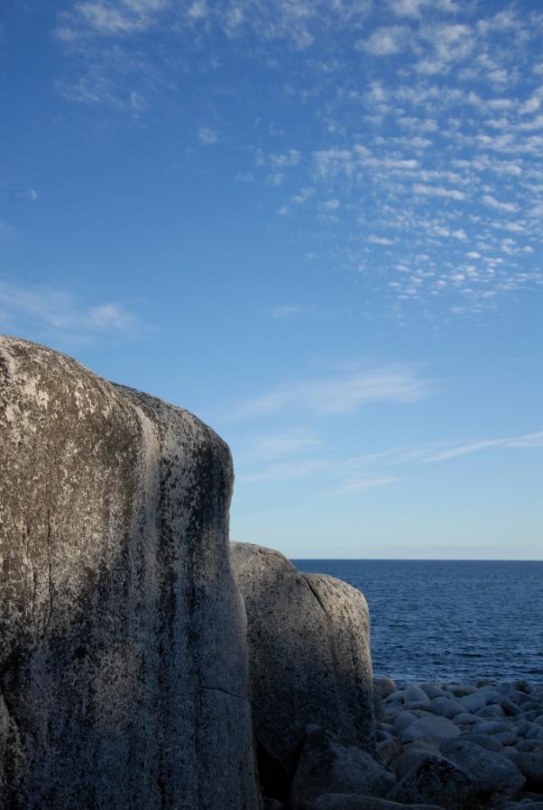 Crystal Crescent Beach Provincial Park.
